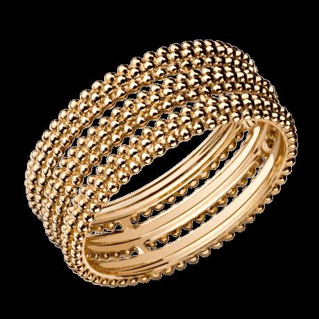 Ring Le Premier Jour, yellow gold
