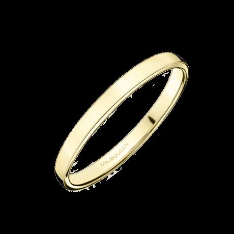 Alliance Fidelis, or jaune 2mm