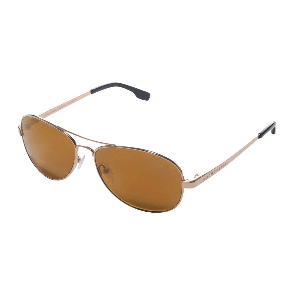 1eafe53b68834e lunettes lunettes Doré Acier De Sun Soleil Soleil Soleil Mauboussin 15  1a7qw8