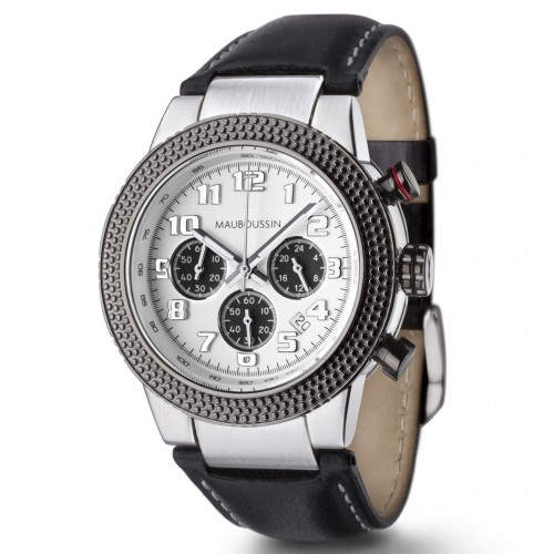 Montre-First_day_watch-cadran_blanc-bracelet_visible-2Mo